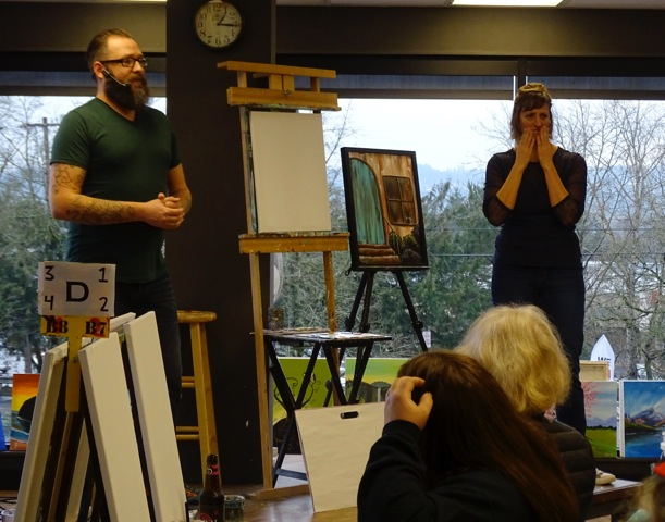 Vine Gogh Fun-raiser, 2016