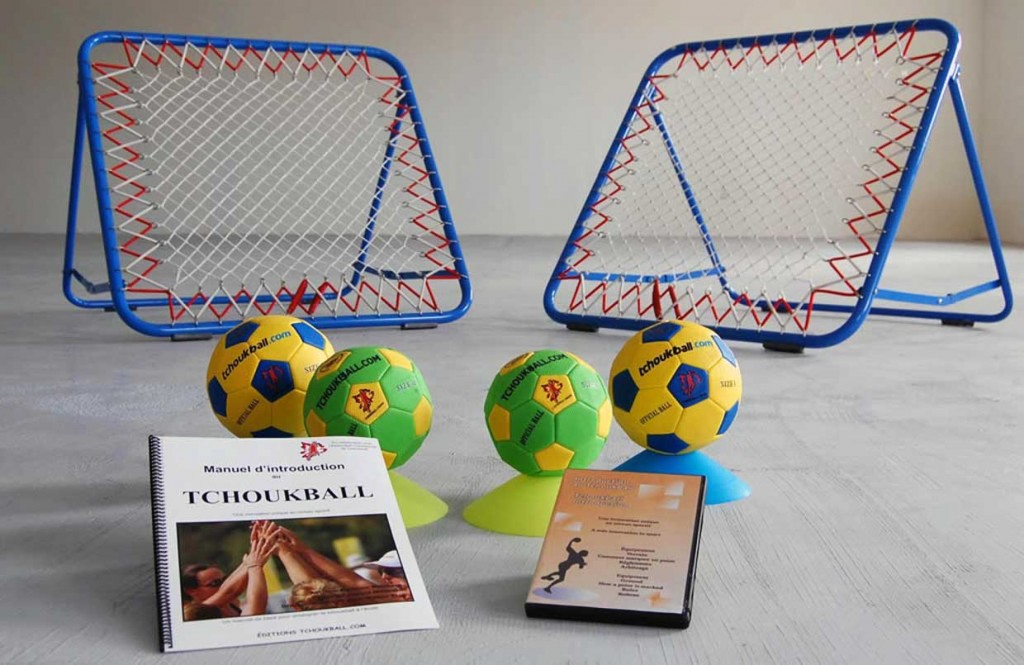 Tchoukball Equipment