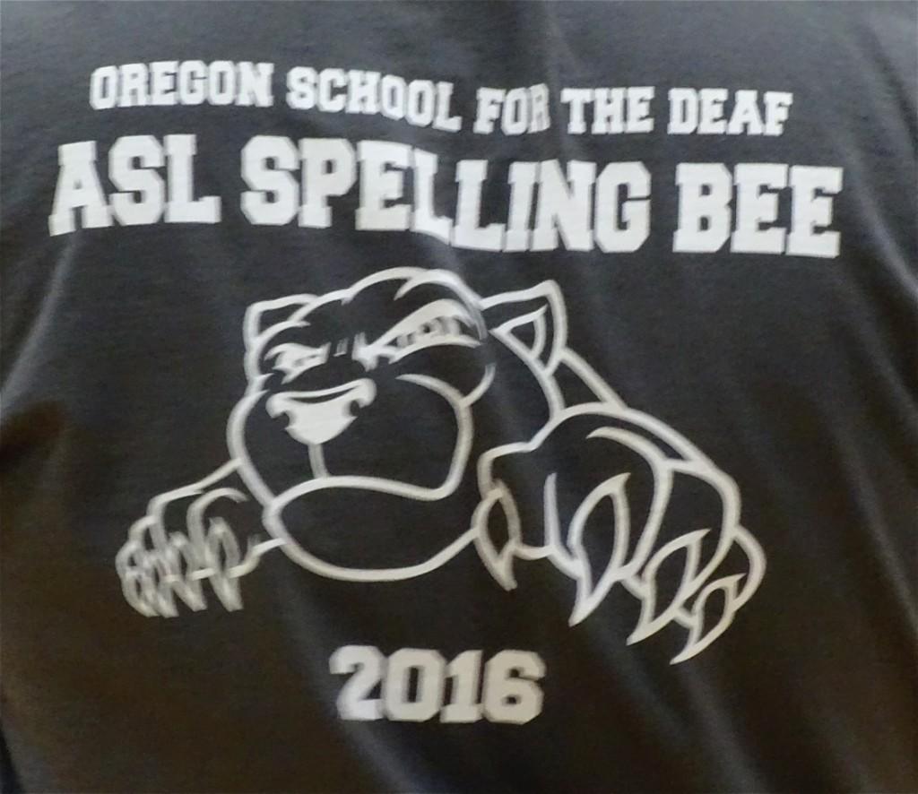 Spring, 2016 Spelling Bee